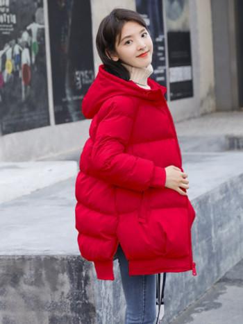Κυρίες μοντέρνα σακάκι σε τρία κουκούλα χρώματα