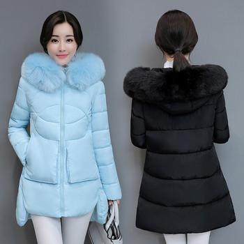 Γυναικεία μοντέρνα ασύμμετρη σακάκι σε τέσσερα χρώματα