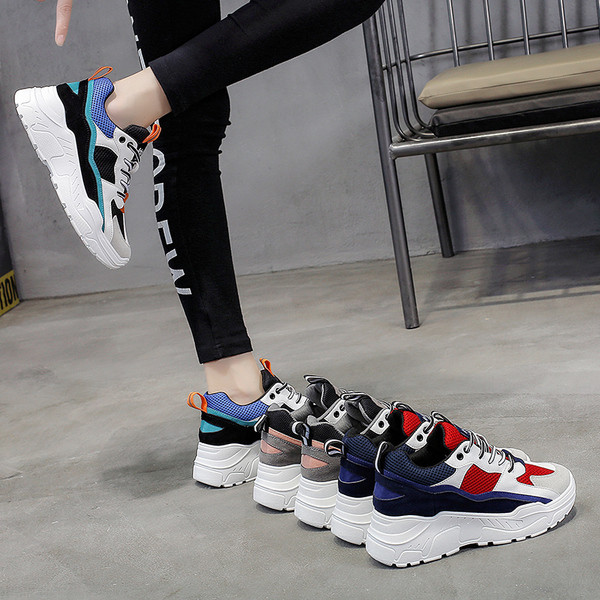 a3af5cb004d badu.gr - Τρέχοντα χρωματιστά πάνινα παπούτσια κυρίες
