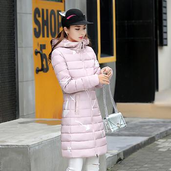 Γυναικείο μπουφάν με κουκούλα σε διάφορα χρώματα