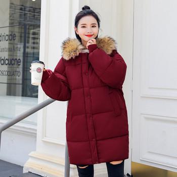 Χειμερινό χειμερινό σακάκι χειμώνα σε πέντε χρώματα
