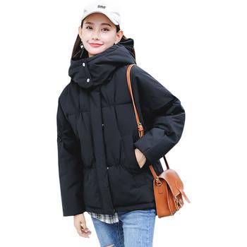 Γυναικείο μοντέρνο σακάκι σε τρία χρώματα με κουμπιά