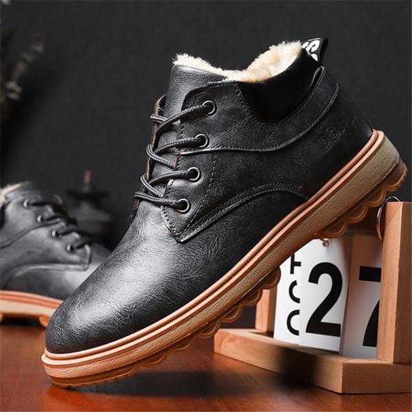 Ανδρικά παπούτσια χειμώνα Sammy σε τρία χρώματα - Badu.gr Ο κόσμος στα  χέρια σου fae8e49f065
