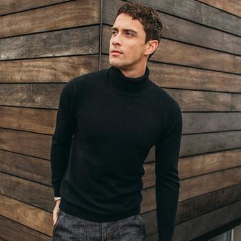 Уникален мъжки пуловер в различни цветове