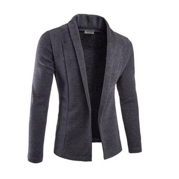Мъжко модерно палто в няколко цвята