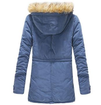 Ежедневно мъжко зимно яке с мека подплата и пухена качулка в няколко цвята