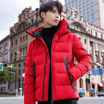 Мъжко яке за есента и зимата в четири цвята