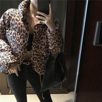 Γυναικείο σακάκι μόδας με κολάρο σε σχήμα O