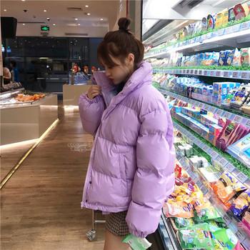 Καθημερινή χειμωνιάτικη σακάκι υψηλής ποιότητας σε δύο χρώματα