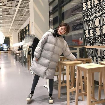 Καθημερινό χειμωνιάτικο σακάκι σε τρία χρώματα - ευρύ μοτίβο