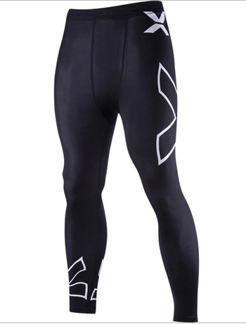Спортен мъжки клин в черен цвят