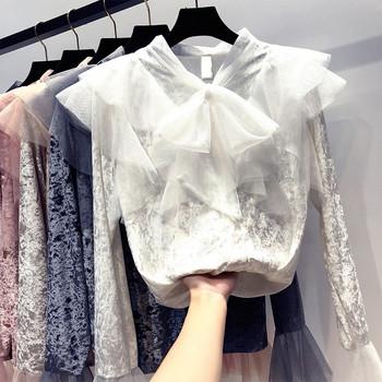 Дамска елегантна риза в различни цветове