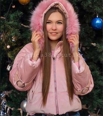Καθημερινό γυναικείο μπουφάν με κουκούλα κοντό μοντέλο σε διάφορα χρώματα