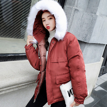 ΝΕΟ μοντέλο χειμωνιάτικο γυναικείο μπουφάν σε διάφορα χρώματα