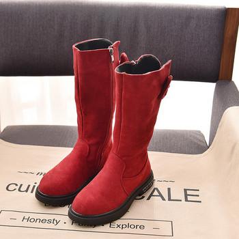 f38bc923bf3 Παιδικά μπότες για κορίτσια σε μαύρο και κόκκινο χρώμα - Badu.gr Ο ...