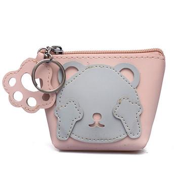 Μικρό γυναικείο πορτοφόλι σε τέσσερα χρώματα
