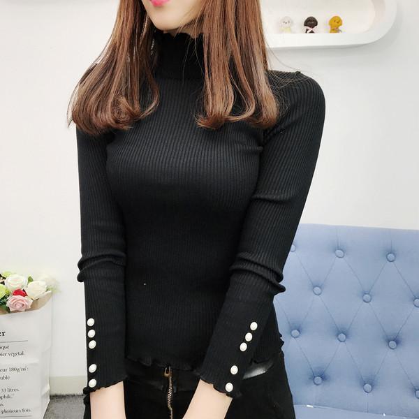 a227c095d9b Модерна дамска блуза с елемент -перли в няколко цвята - Badu.bg - Светът в ръцете  ти