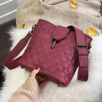 Дамска чанта от еко кожа - три цвята