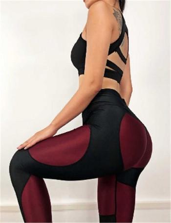 Дамски клин за фитнес и спорт в два цвята