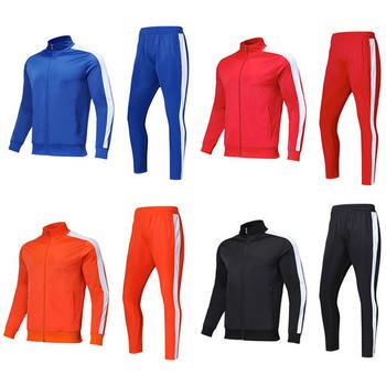 Мъжки спортен екип Slim модел в няколко цвята