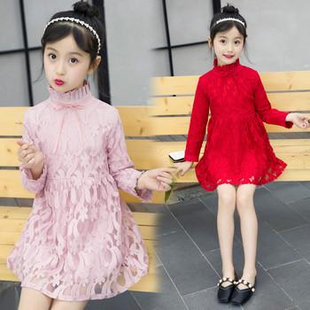 Κομψό παιδικό φόρεμα σε κόκκινο και ροζ χρώμα - Badu.gr Ο κόσμος στα ... 66b1bb59f25