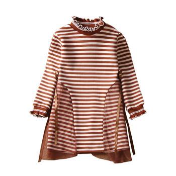 Μοντέρνο παιδικό φόρεμα με δαντέλα σε διάφορα χρώματα - Badu.gr Ο ... 05a93828f64