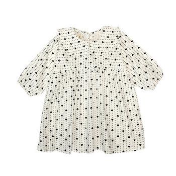 Νέο μοντέλο παιδικό φόρεμα σε λευκό χρώμα - Badu.gr Ο κόσμος στα ... 286d231eea0