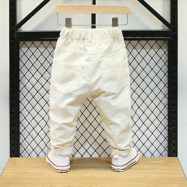 Κομψά παιδικά παντελόνια για αγόρια με κουμπιά σε δύο χρώματα - Badu.gr Ο κόσμος  στα χέρια σου 1e5f60c7759