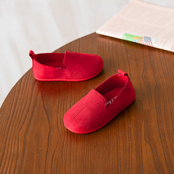 Пролетни детски обувки за момичета в няколко цвята