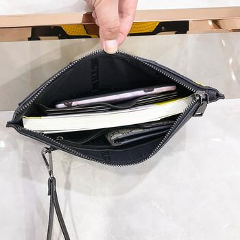 Γυναικείο κομψό έκο δερμάτινο πορτοφόλι