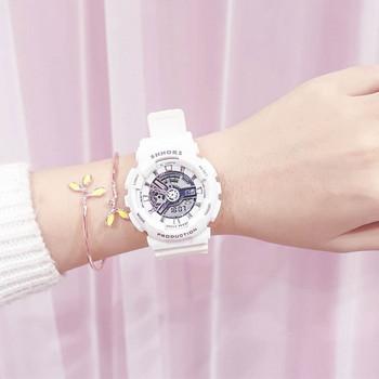 Дамски водоустойчив часовник в няколко цвята