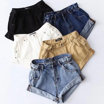 Актуални дамски къси панталони в различни цветове