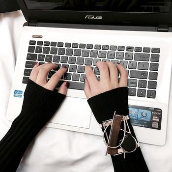 Дамска модерна гривна в сребрист цвят