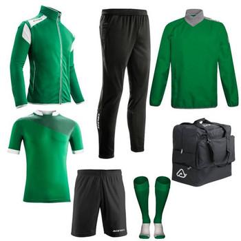 Комплект CELESTIAL зелен