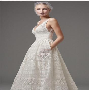 НОВО  Дамска ефирна  рокля дълъг модел в няколко цвята