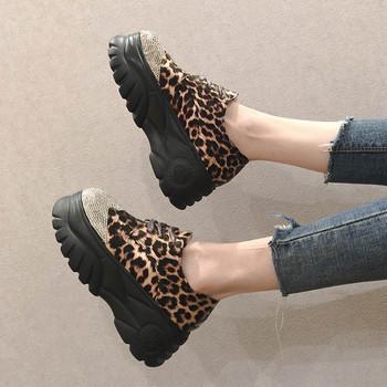 d8d05680531 badu.gr - Τρέχοντα κυρίες παπούτσια με χοντρά πέλματα και λεοπάρδαλα δεξιά  σε δύο ...
