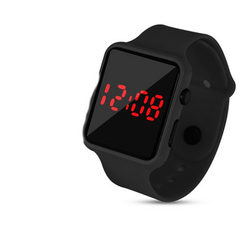 Електронен часовник в три цвята подходящ за мъже и жени