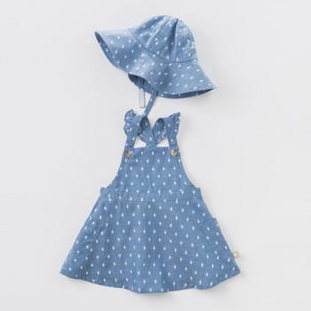 Деткса рокля за момичета на презрамки