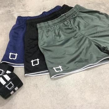 Спортни мъжки къси панталони в три цвята