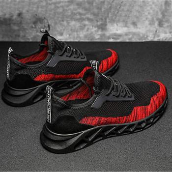 Μοντέρνα αθλητικά ανδρικά  παπούτσια με διάφορα χρώματα