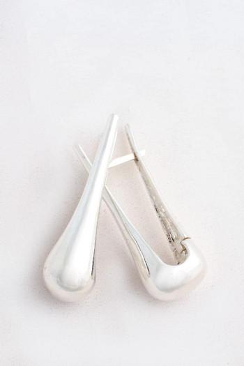 Сребърни дамски обеци / проба на среброто 925