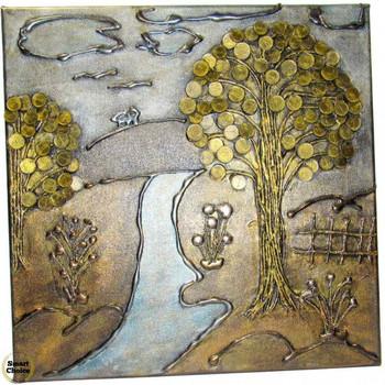 Сувенир - Пано декорация за стена \