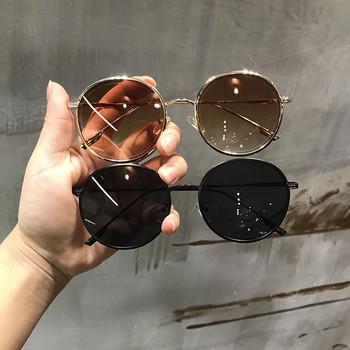 Γυναικεία γυαλιά  σε στρογγυλό σχήμα σε διάφορα χρώματα