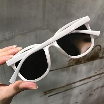 Γυναικεία γυαλιά με σκούρο γυαλί σε διαφορετικά χρώματα