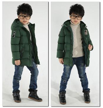 Детски якета за момчета