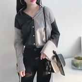 Дамска риза с две лица, подходяща за ежедневие