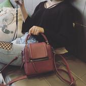 Дамска чанта с две дръжки в три цвята
