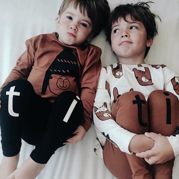 Детска пижама за момчета, различни модели