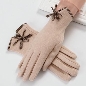 Дамски зимни ръкавици в много цветове и в 3 модела