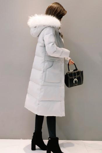 Μοντέρνο γυναικείο σακάκι με απαλή κουκούλα και μαξιλαράκι από μαλακό ύφασμα, 3 χρώματα